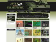 screenshot http://www.jeu-de-guerre.org/ Jeux de guerre
