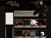 screenshot http://www.jeudetir.org/ Jeux de tir