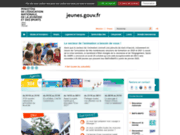 screenshot http://www.jeunesse-vie-associative.gouv.fr jeunesse -vie associative