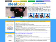 screenshot http://www.jeux-educatifs-ideal-blox.com jeux éducatifs ideal blox - circuit puzzle