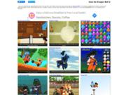Jeux gratuits Dragon Ball Z français