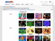 screenshot http://www.jeuxclic.com jeux en ligne