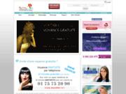 screenshot http://www.jeveuxsavoir.info Voyance en ligne gratuite