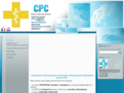 screenshot http://www.jfn-confort.com/ materiel orthopedique hainaut