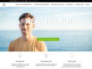screenshot http://jmcoach.fr/ Coach PNL, méditation et développement personnel