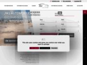 screenshot http://www.jmj-automobiles.com JMJ Automobiles