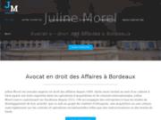 Juline Morel Avocat
