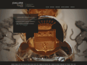 screenshot http://www.joaillerie-rouille.com bijouterie de luxe dans le morbihan