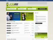 Jobaw - l'emploi aux Antilles-Guyane