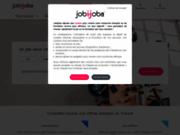 screenshot http://www.jobijoba.com emplois