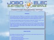 screenshot http://www.jobo-elec.com jobo-elec