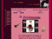 screenshot http://www.joellebalestier.com joëlle balestier - chanteuse lyrique soprane colorature