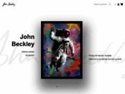 John Beckley Art : Artiste peintre contemporain