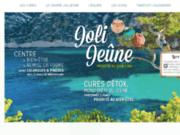 screenshot http://www.jolijeune.fr jeuner avec joli jeun