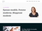 screenshot http://www.jolilola.com couche lavable et vêtements enfants bios