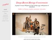 Josephine- Groupe de musique pour mariage et cocktail