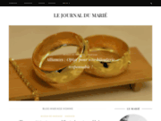 Journal du Marié : Blog mariage homme