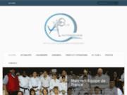 screenshot http://www.judo-club-krautergersheim.com judo club de krautergersheim
