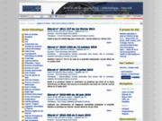 screenshot http://www.jurizine.net jurizine.net actualité droit des t.i.c.  droit informatique  droit internet