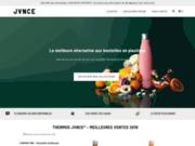 screenshot https://www.jvnce.fr thermos
