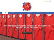 Kabbloc - Société de location de toilettes mobiles et bungalows