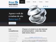 screenshot http://www.kadesign.fr création de site internet gironde