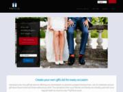 screenshot http://www.kadolog.com kadolog - votre liste de mariage gratuite...