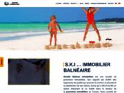 screenshot https://www.kahimm.com/fr/public/ La SKI est le leader de la promotion immobilière en Tunisie