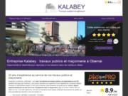 Kalabey : entreprise de travaux publics en Alsace