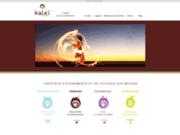 screenshot http://www.kalei-events.fr concevez différemment vos événements