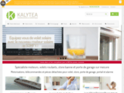 Kalytea : volets roulants, portes de garages, alarmes