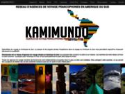 Kamimundo - votre réseau d'agences francophones en Amérique du Sud