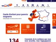 Kangourou Kids : agences de garde d'enfants à domicile