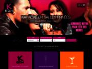 screenshot http://karaokelyon.com karaoké lyon - ktv