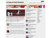 LE blog sur Karim Benzema : Actualité du joueur, vidéos de ses buts et de ses matchs