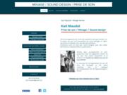 Karl Niaudot - Mixage son Nantes