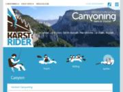 Karst Rider Canyoning