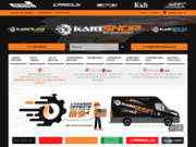 screenshot http://www.kart-shop-france.com boutique de kart en ligne