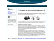 Keepmovie, service de numérisation vidéo