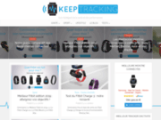 Keep Tracking, objets connectés