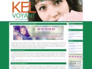 screenshot http://www.kel-voyant.com voyance gratuite