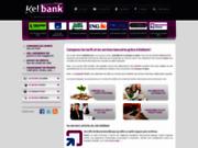 Kelbank.com - comparateur de frais bancaires