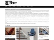 Keldeco.fr, votre magazine étoffé sur la décoration