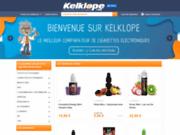 Kelklope comparateur prix de cigarettes électronique