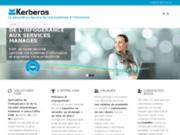 screenshot http://www.kerberos.fr/ informatique pme et tpe
