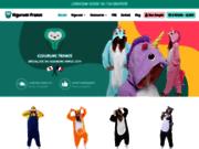Kigurumi France -  pyjama japonais