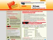 screenshot http://www.kilean.fr certification oea et aeo le statut douane