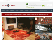 Kilim Carpet - Tapis d'Orient et moderne artisanaux