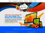 screenshot http://www.kinaia.fr agence kinaia  creation de site internet nantes
