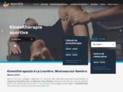 Kinésithérapie sportive La Louvière, Monceau-sur-Sambre